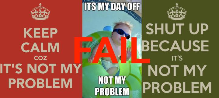 NotMyProblem